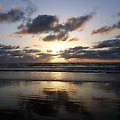 LA JOLLA SUNSET by fsmitchellphoto