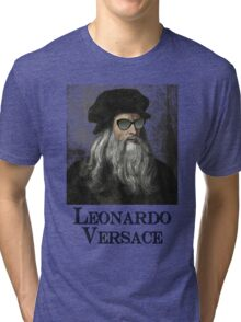 Leonardo Versace Tri-blend T-Shirt