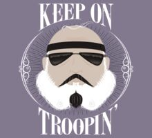 Keep on Troopin' Kids Clothes