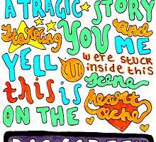 Heartache On The Big Screen by artbyeilidh