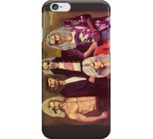 Whitesnakes  iPhone Case/Skin