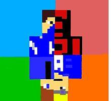 GenerationHollow, RageGaming, CaptainFluke & Evanz111 by Jess Evans-Equeall