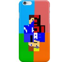 GenerationHollow, RageGaming, CaptainFluke & Evanz111 iPhone Case/Skin