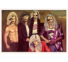 Whitesnakes  Photographic Print