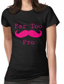 Markiplier-Stache Womens Fitted T-Shirt