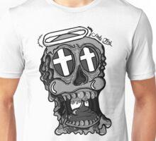 Holy Fark (B/W) Unisex T-Shirt