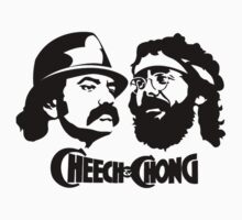Cheech and Chong  by Joshparker