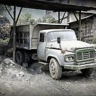 Old Toyota Truck by Charuhas  Images