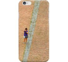 Loneliness of the Long Distance Photographer iPhone Case/Skin