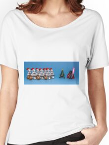 Christmas is coming Women's Relaxed Fit T-Shirt