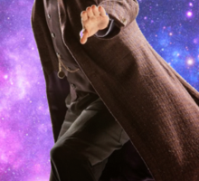 Eleven In Stars Sticker