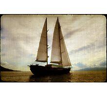 sailboat sailing Photographic Print