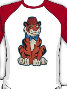 Tiger Who T-Shirt