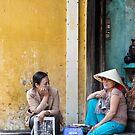 Street Life, Hoi Ann, Vietnam by marycarr