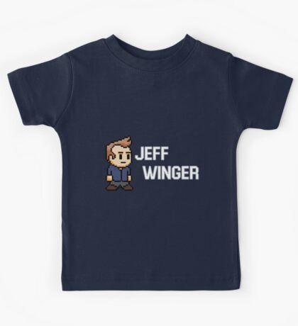 Jeff Winger - Community Kids Tee