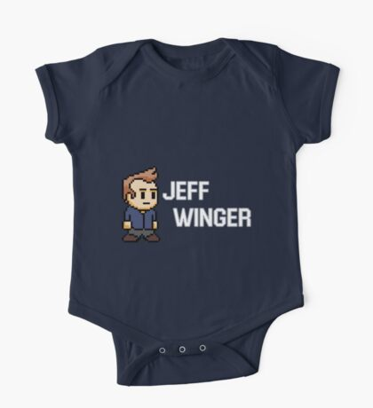 Jeff Winger - Community One Piece - Short Sleeve