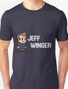 Jeff Winger - Community Unisex T-Shirt