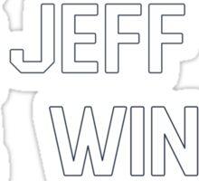 Jeff Winger - Community Sticker