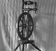Spinning Wheel by Tehaya