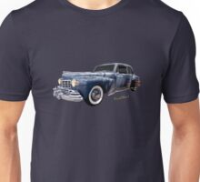 48 Lincoln Continental By Moonlight Unisex T-Shirt