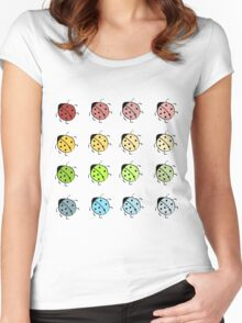 ladybirds Women's Fitted Scoop T-Shirt