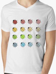 ladybirds Mens V-Neck T-Shirt