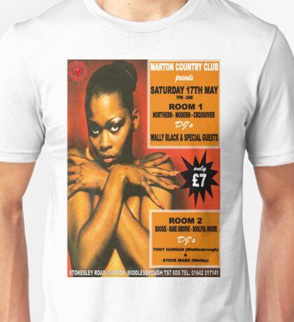 NORTHERN SOUL MCC MAY 2014 Unisex T-Shirt