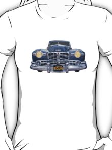 48 Lincoln Continental Grille on Bigun T-Shirt