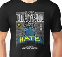 Post-Punk Bat: Control Unisex T-Shirt