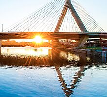Boston Bridge by incolorcreative