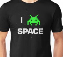 I heart Space Unisex T-Shirt