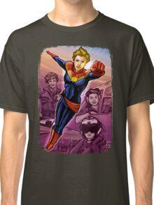 Marvelous Captain Classic T-Shirt