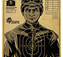 Joffrey Baratheon Target - Game of Thrones by MarcoMellark