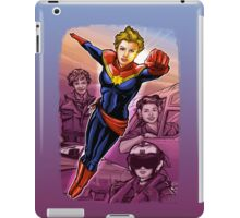 Marvelous Captain iPad Case/Skin