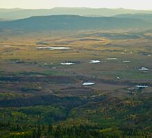 Steamboat Springs Valley by photopen4