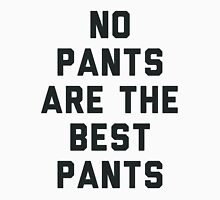 No Pants Are Good Pants Men's Baseball ¾ T-Shirt