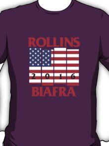 Rollins Biafra 2016 T-Shirt