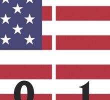 Rollins Biafra 2016 Sticker