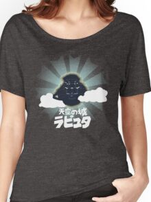 The Floating Castle appearance  Women's Relaxed Fit T-Shirt