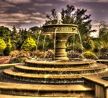 Water Fountain by dwillzcameraman