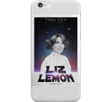 Liz Lemon is a princess ! iPhone Case/Skin