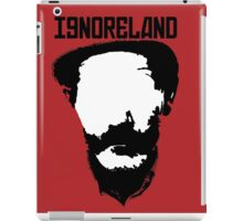 Ignoreland iPad Case/Skin