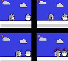 Penguins :D by Fogggs
