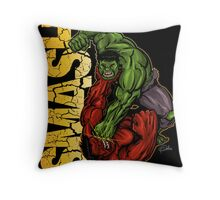 Smash Throw Pillow