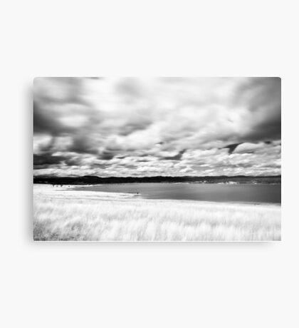 Erosion of time - Merrimu Victoria Metal Print