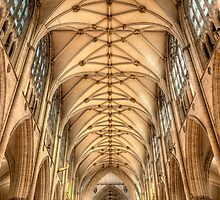 York Minster by MartinWilliams