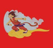 Dragonball: Goku and Nimbus Kids Clothes