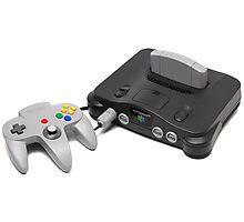 Nintendo 64 Console Photographic Print