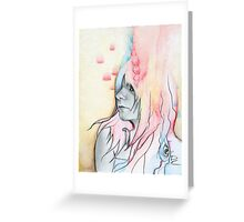 Light Dreamer Greeting Card