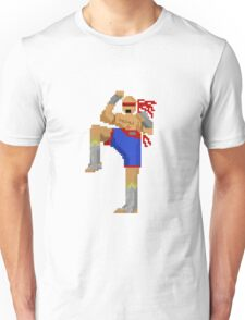 8-Bit Lee Sin (Muay Thai Skin) Unisex T-Shirt